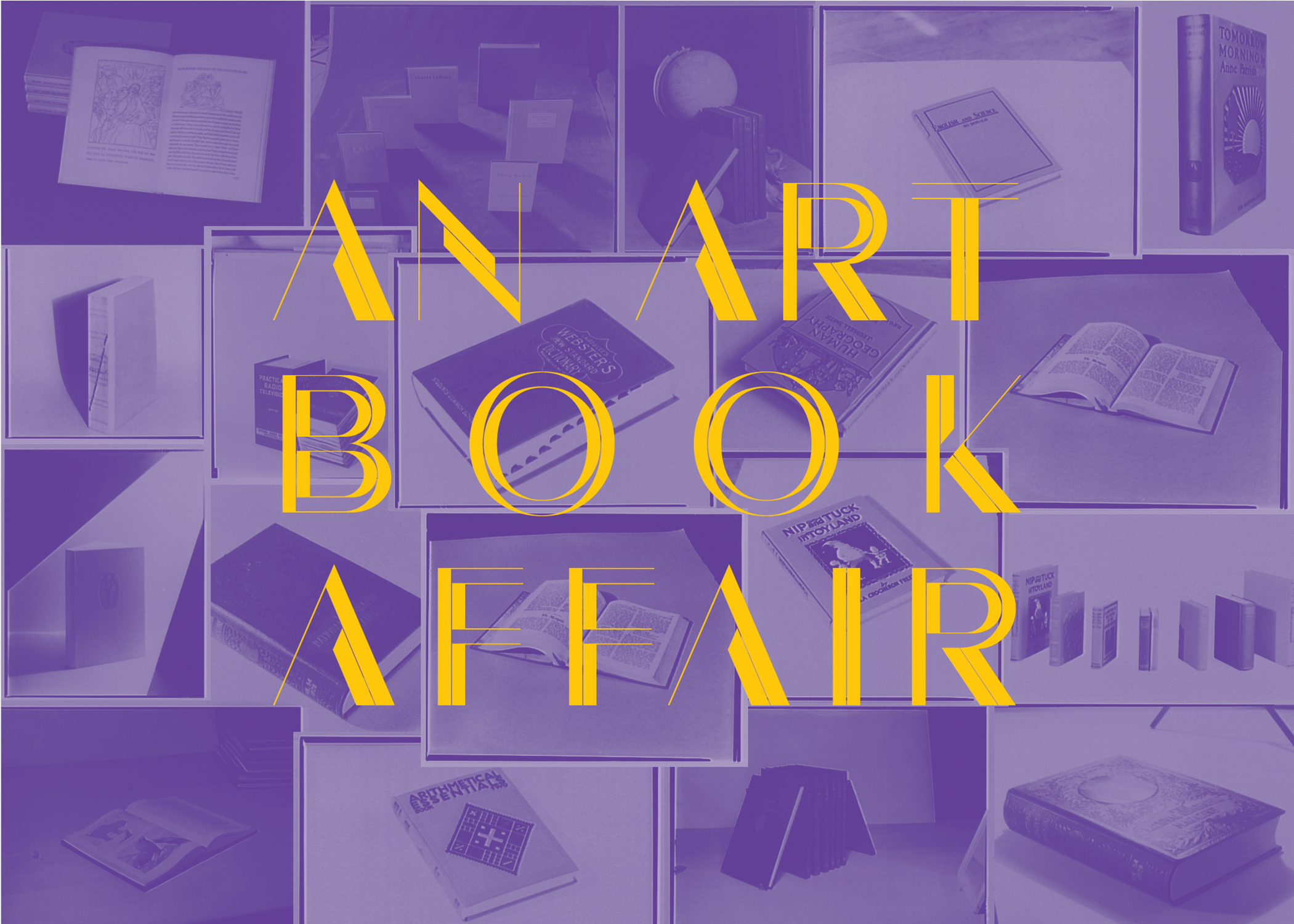 Columbus' first art book fair, An Art Book Affair, at CCAD's Beeler Gallery